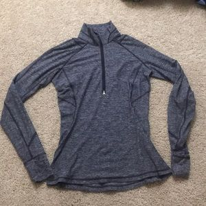 Lululemon fitted half-zip